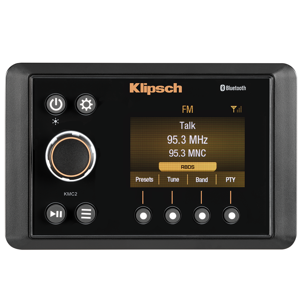 ASA Electronics Updates Klipsch Marine Product Line