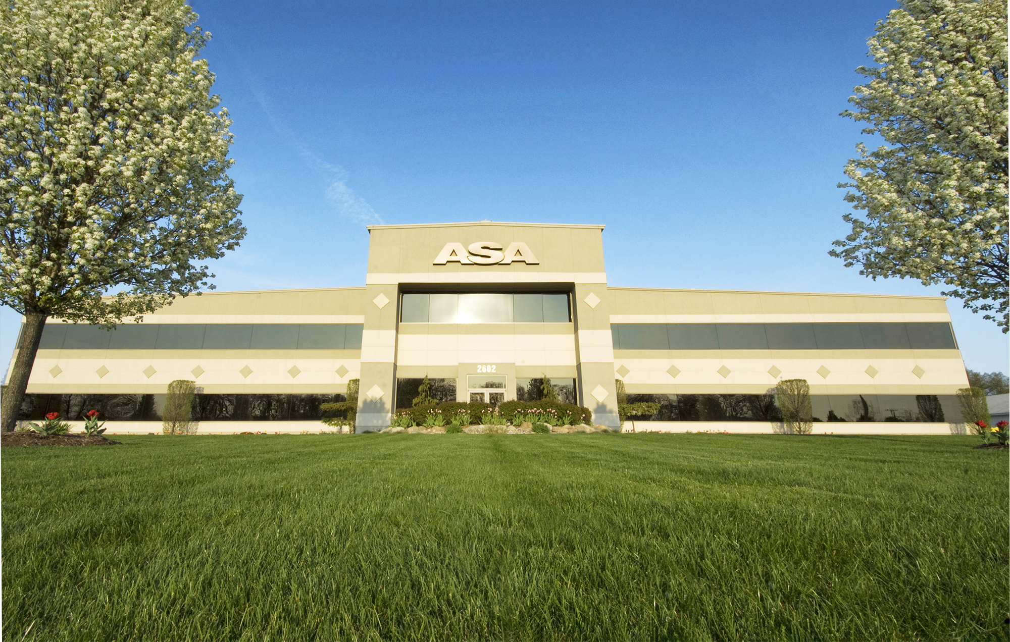 ASA Electronics Revamps Company, Brand Websites