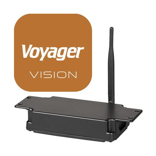 ASA Electronics Debuts Voyager Vision App at NATDA Trailer Show